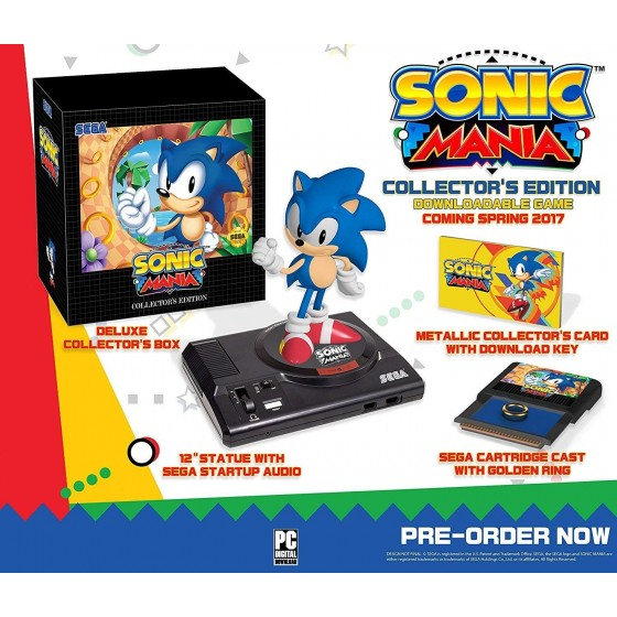 Sonic Mania - Collector's Edition - Switch