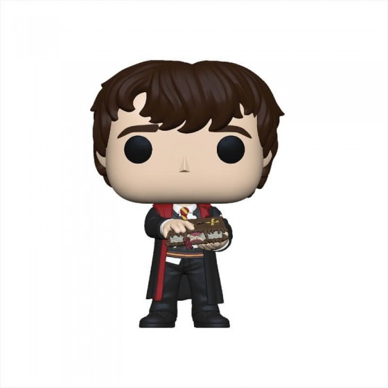 Funko Pop! - Neville Longbottom With Monster Book- Harry Potter - Preorder