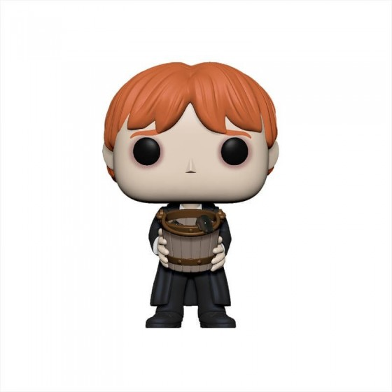 Funko Pop! - Ron Weasley With Bucket - Harry Potter - Preorder