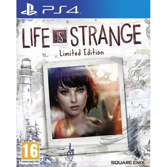 Life Is Strange - Limited Edition - PS4 usato