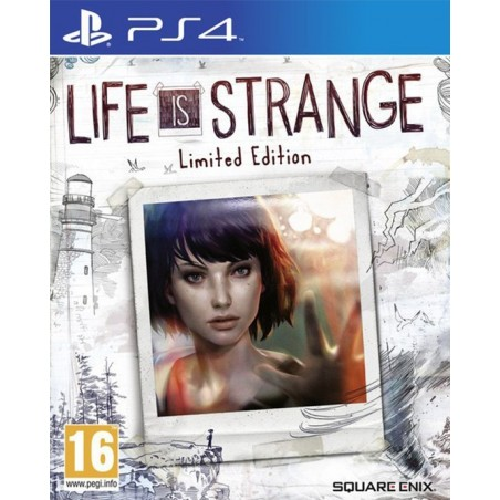 Life Is Strange - Limited Edition - PS4