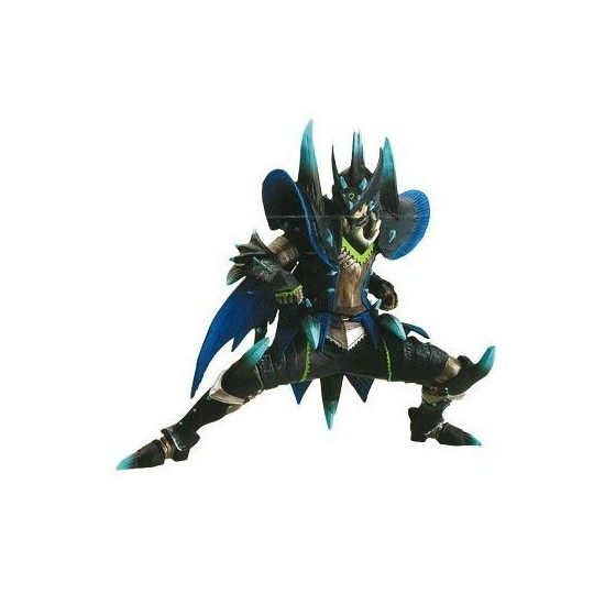 Banpresto Action Figure - Hunter DXF Abyss Series - Monster Hunter
