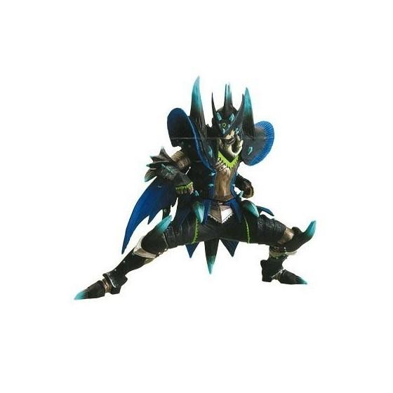 Banpresto Action Figure - Hunter DXF Abyss Series - Monster Hunter