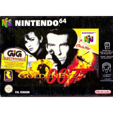 GoldenEye 007 - Nintendo 64