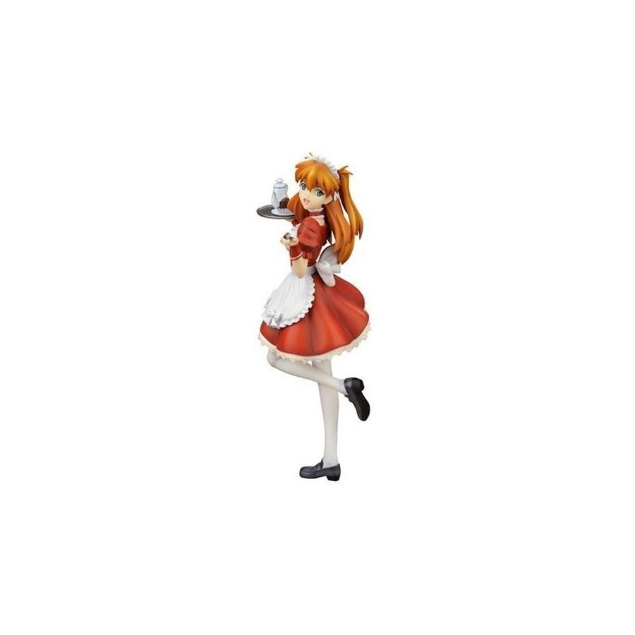 Shou Kojima Action Figure - Asuka Langlevy - Neo Genesis Evangelion
