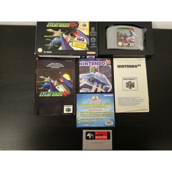 Lylat Wars - Nintendo 64 usato