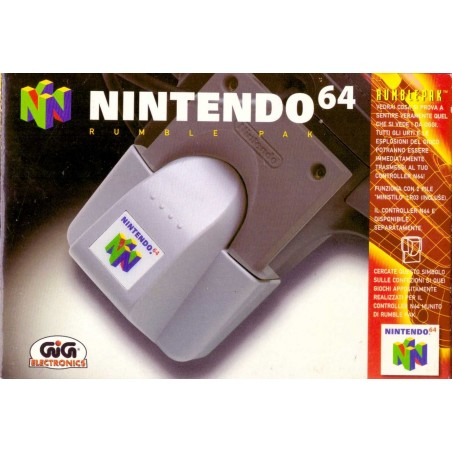 Rumble Pak - Nintendo 64