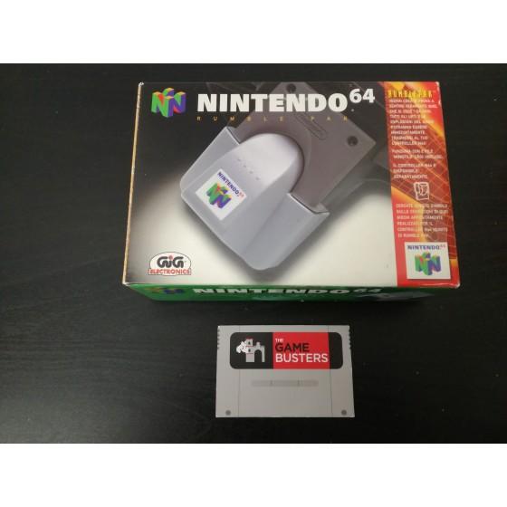 Rumble Pak - Nintendo 64 usato