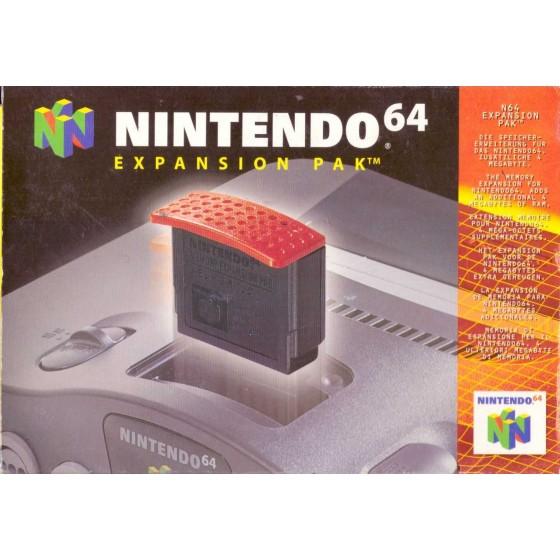 Expansion Pak - Nintendo 64