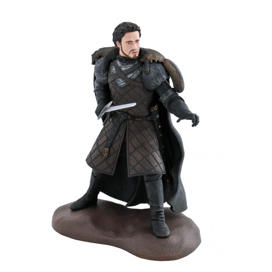 Dark Horse Deluxe Action Figure - Robb Stark - Game of Thrones