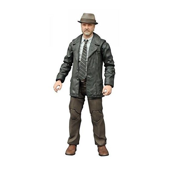 Diamond Select Toys Deluxe Action Figure - Harvey Bullock - Gotham