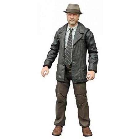 Diamond Select Toys Deluxe Action Figure - Harvey Bullock - Gotham