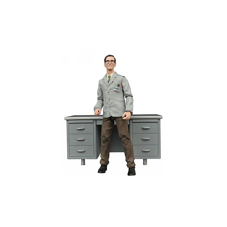 Diamond Select Toys Deluxe Action Figure - Edward Nygma - Gotham