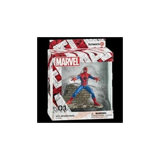 Schleichs Marvel Action Figure - Spider Man