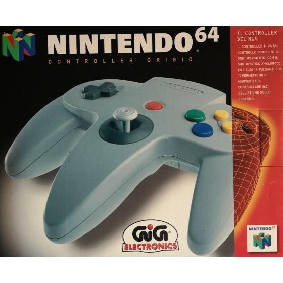 Controller Grigio - Nintendo 64