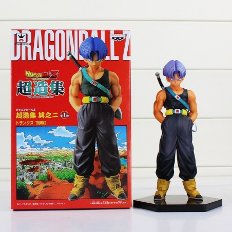 Banpresto Action Figure - Chozousyu vol.1 - Trunks - Dragon Ball Z