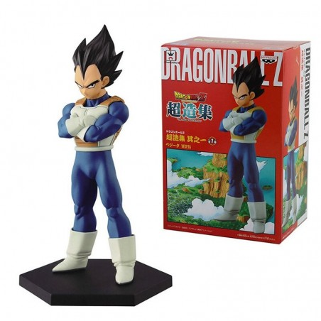 Banpresto Action Figure - Dragon Ball Z - Vegeta