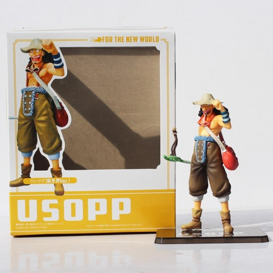 Figuarts Zero Action Figure - Usopp - One Piece