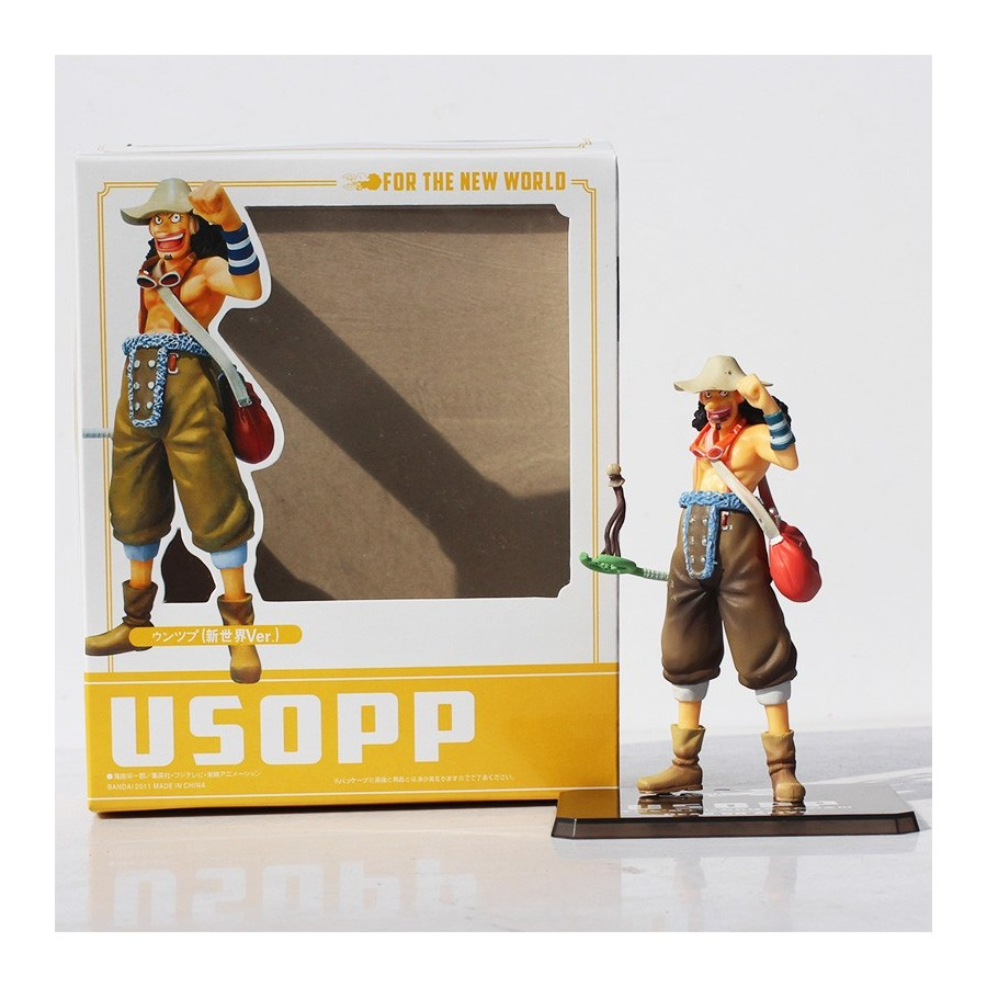 Figuarts Zero Action Figure - Usopp - One Piece - For The New World