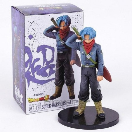 Banpresto Action Figure - DXF The Super Warriors vol.1- Trunks - Dragon Ball Z Super