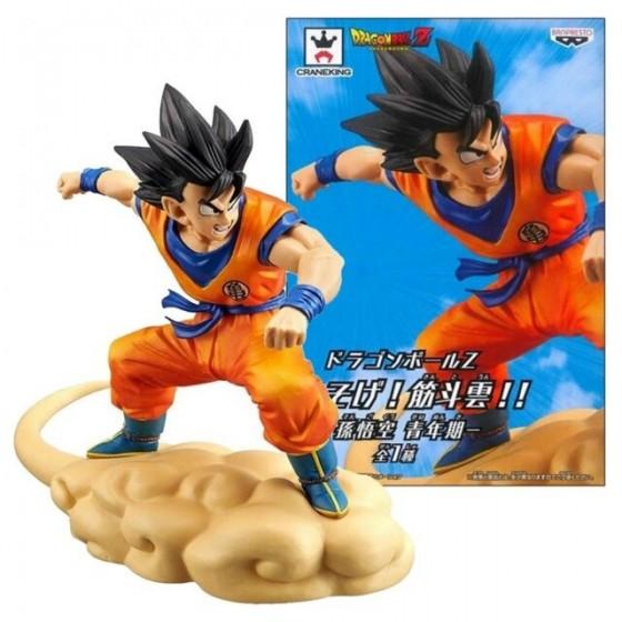 BBanpresto Action Figure - Son Goku su Nuvola - Dragon Ball Z
