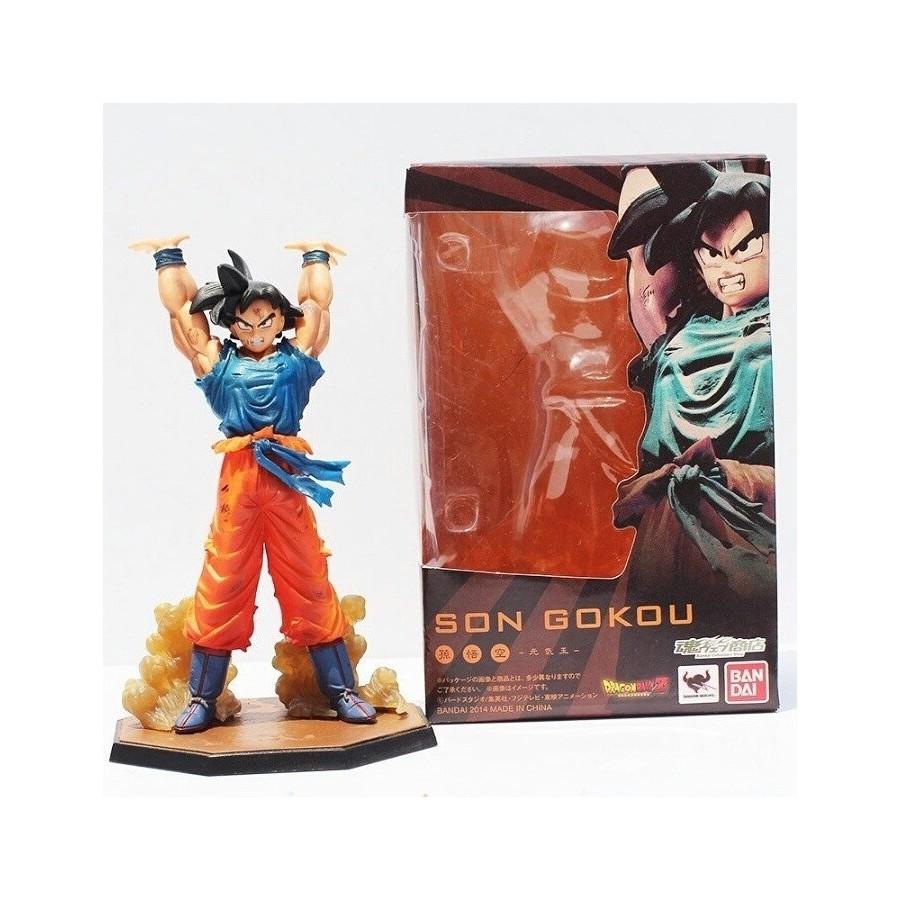 Figuarts Zero Action Figure - Son Goku - Dragon Ball Z