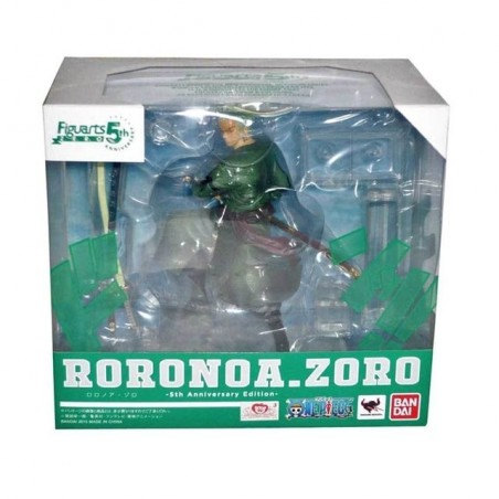 Figuarts Zero Action Figure - Roronoa Zoro - One Piece