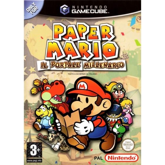 Paper Mario - Il Portale Millenario - Gamecube