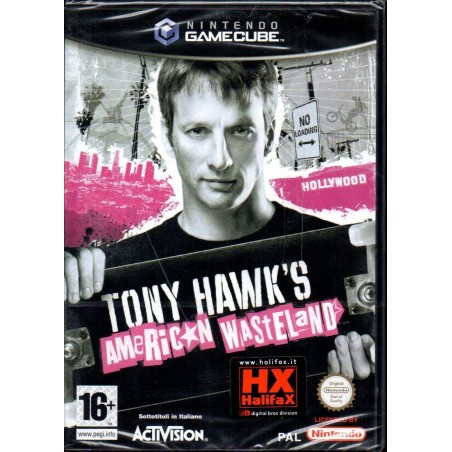 Tony Hawk's American Wasteland - Gamecube