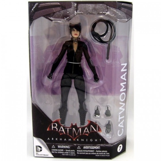 Dc Collectibles Action Figure - Catwoman - Batman Arkham Knight