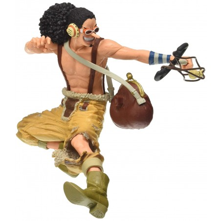 Banpresto Action Figure - Usopp - One Pice