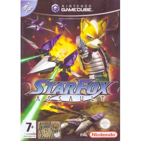 Star Fox Assault - Gamecube