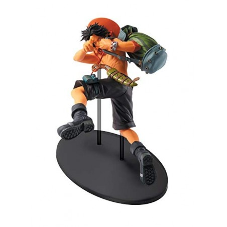 Banpresto Colosseum Action Figure D.Ace - One Pice