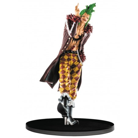 Banpresto Colosseum Action Figure -Bartolomeo - One Pice