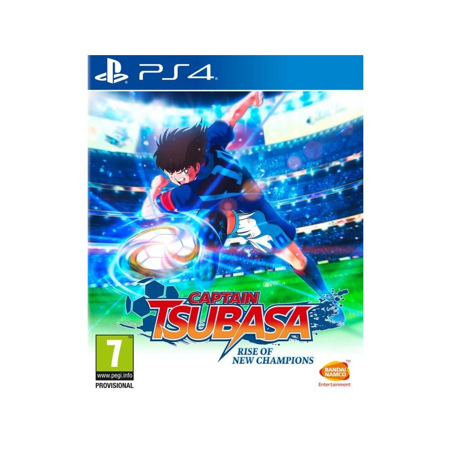 Captain Tsubasa: Rise of New Champions - PS4 - The Gamebusters