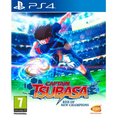 Captain Tsubasa: Rise of New Champions - Preorder PS4 - The Gamebusters