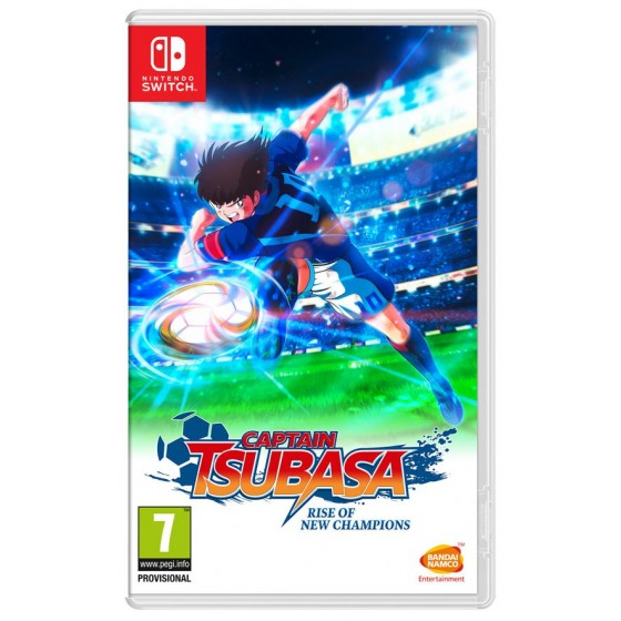Captain Tsubasa: Rise of New Champions - Preorder Switch - The Gamebusters