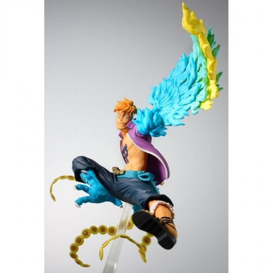 Banpresto SCultures Action Figure- Marco - One Pice