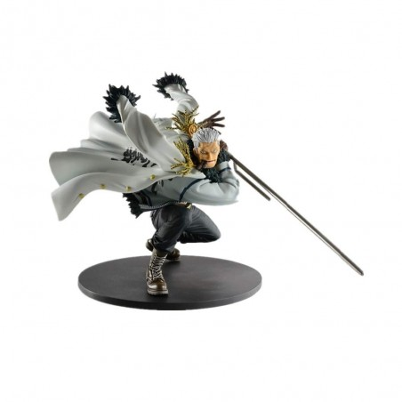 Banpresto SCultures Action Figure- Smoker - One Pice