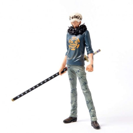 Banpresto Master Stars Piece Action Figure - Traflagar Law - One Pice