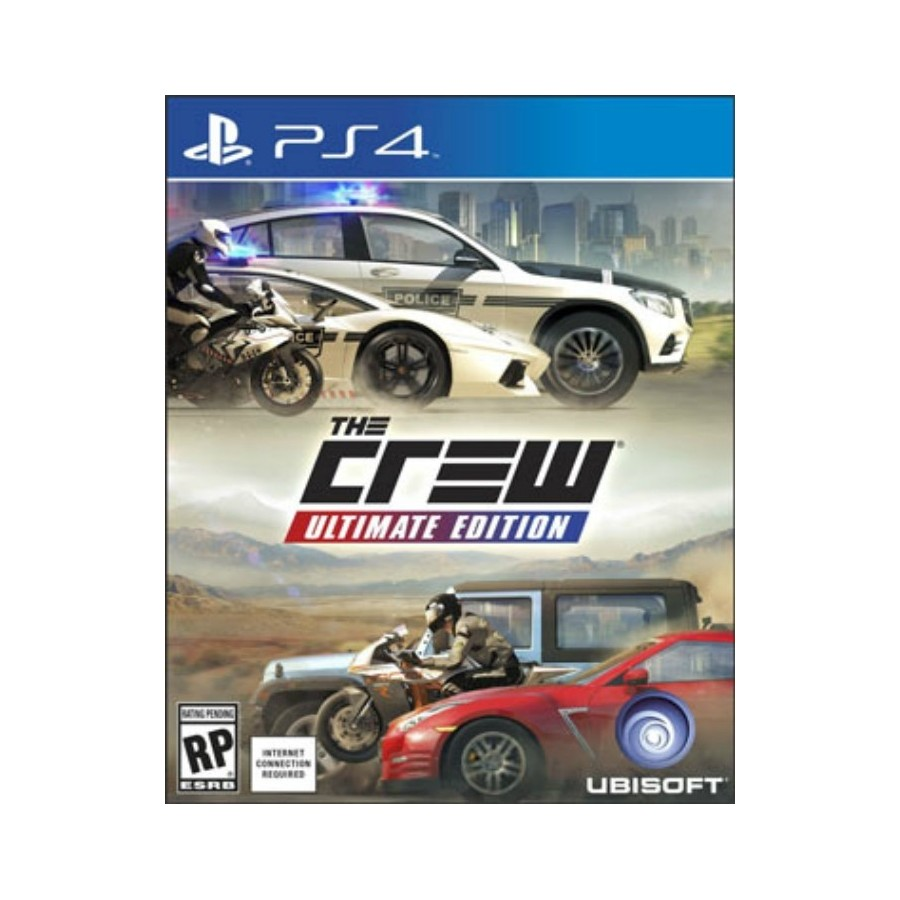 The Crew - Ultimate Edition per Ps4