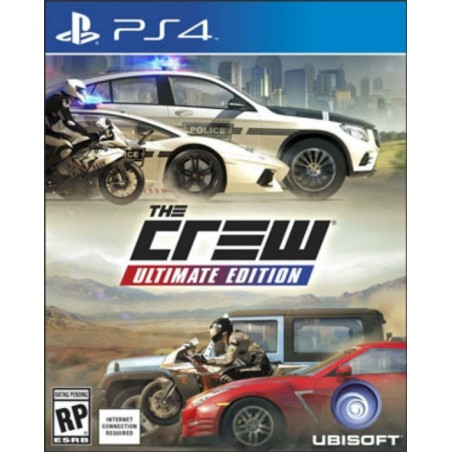 The Crew - Ultimate Edition - PS4