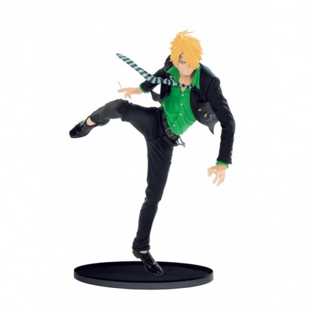 Banpresto Colosseum Action Figure Sanji - One Pice