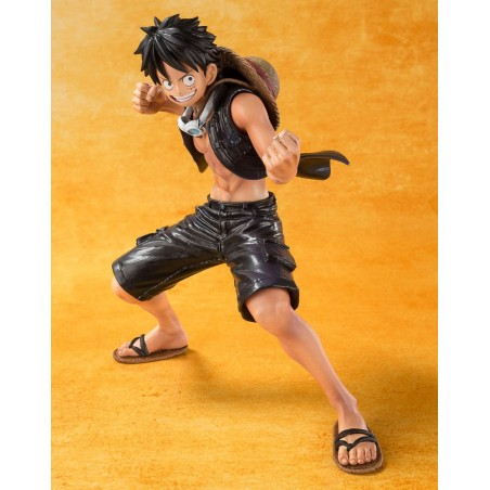 Figuarts Zero Gold Monkey. D. Luffy - One Pice