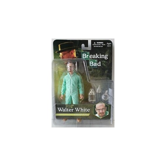 Mezco Action Figure - Walter White - Breaking Bad