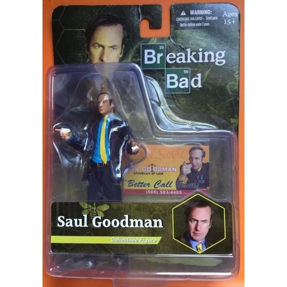 Mezco Action Figure - Saul Goodman - Breaking Bad