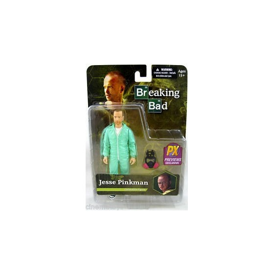 Mezco Action Figure -Jesse Pinkman - Breaking Bad