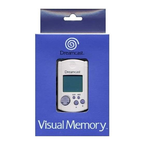Visual Memory - Dreamcast