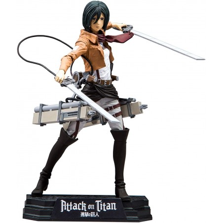 McFarlane Action Figure - Attack on Titan-Milkasa Ackerman