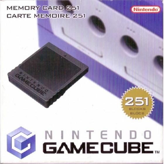 Memory Card Nero - Gamecube usato